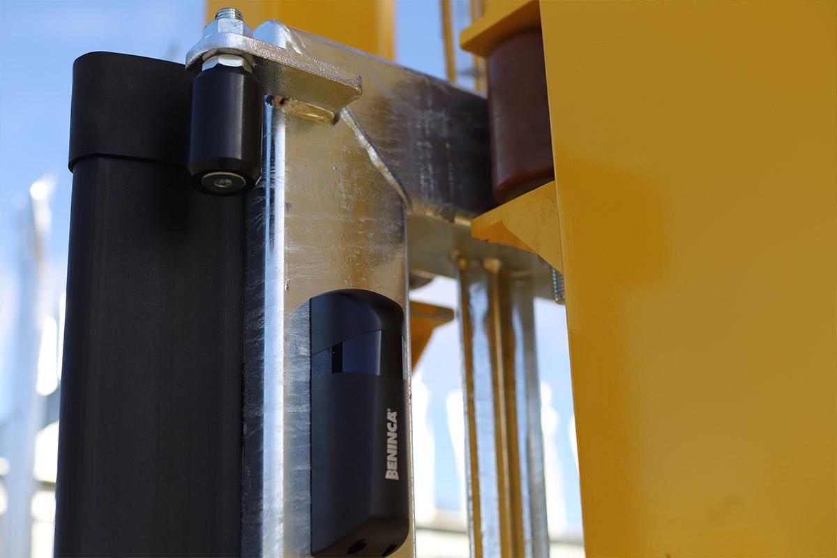 Automation - electric gates