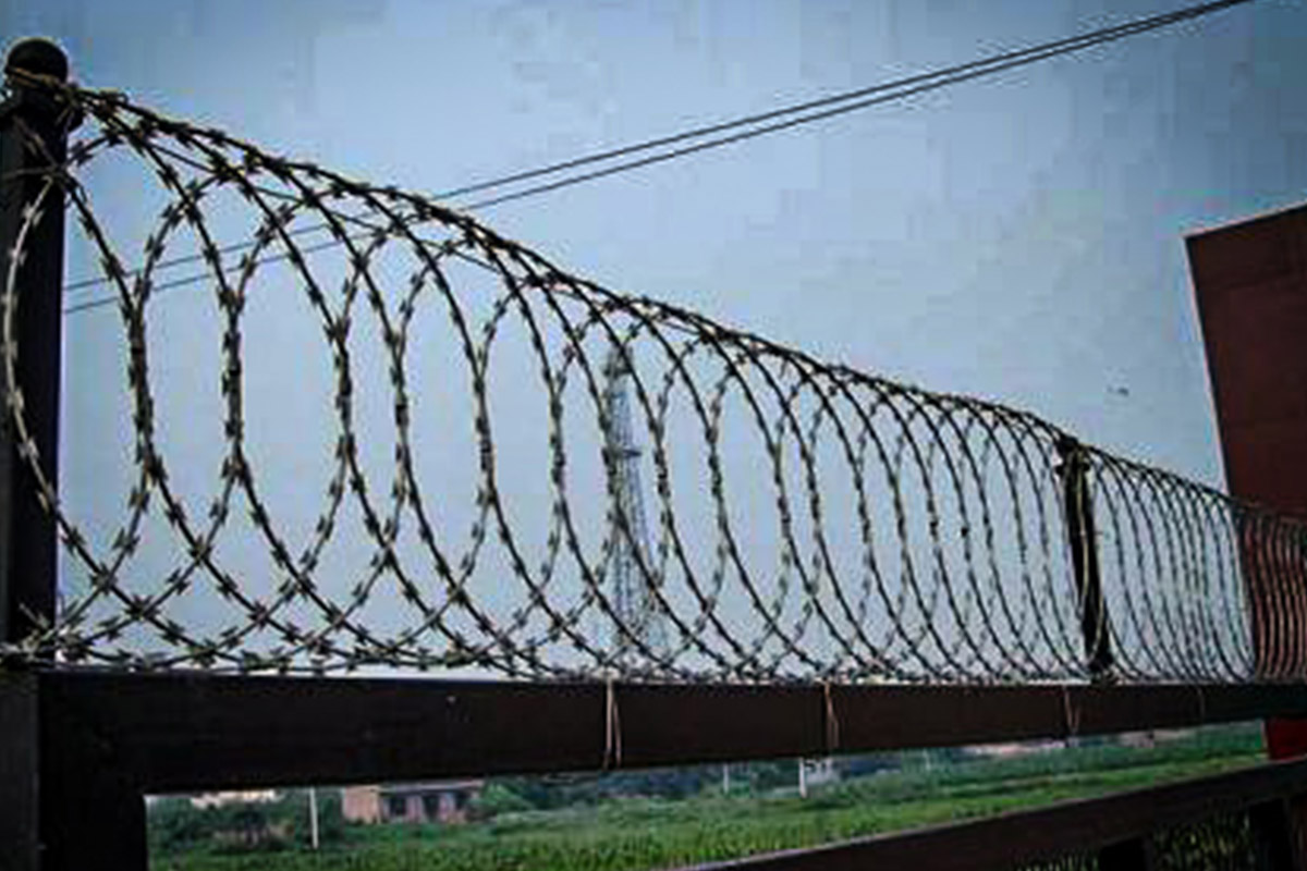 Razor wire - security products