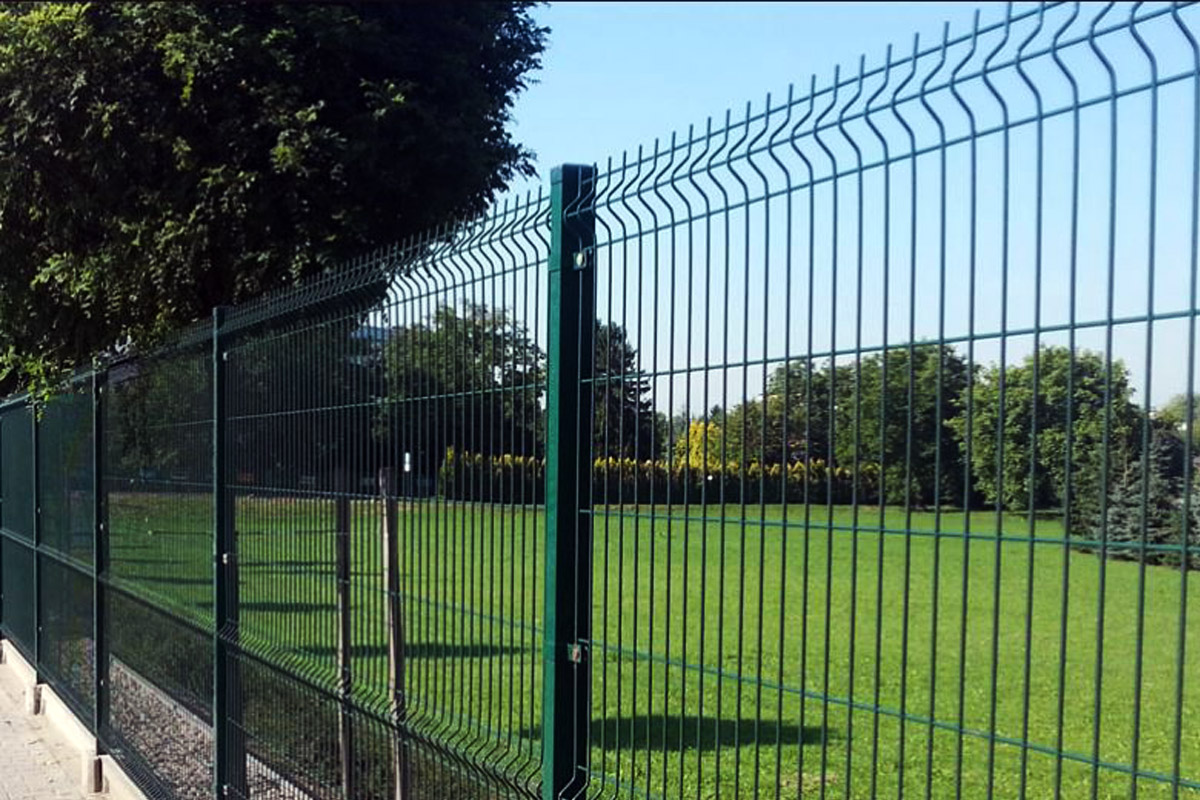 Single Wire Security Fencing