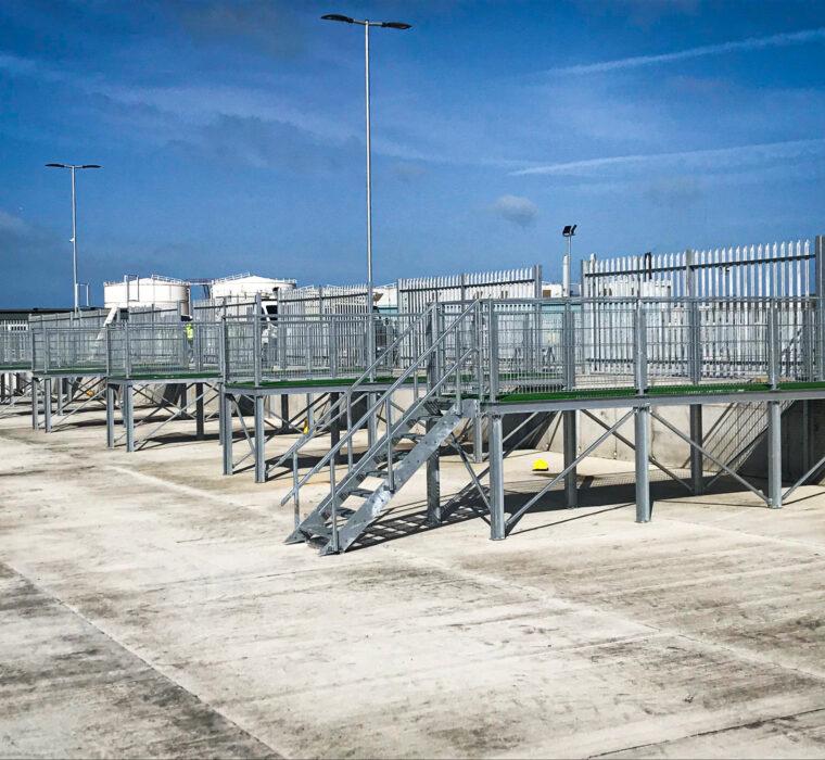 Guernsey Recycling Centre bespoke project